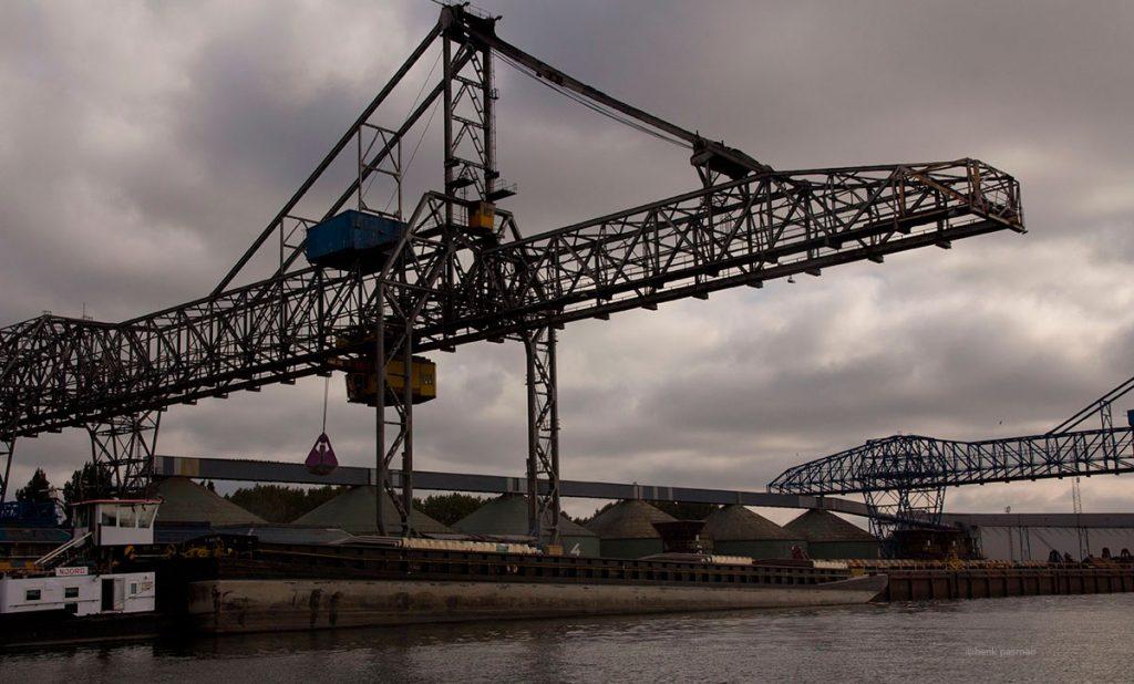 industrie Rotterdam fotograaf