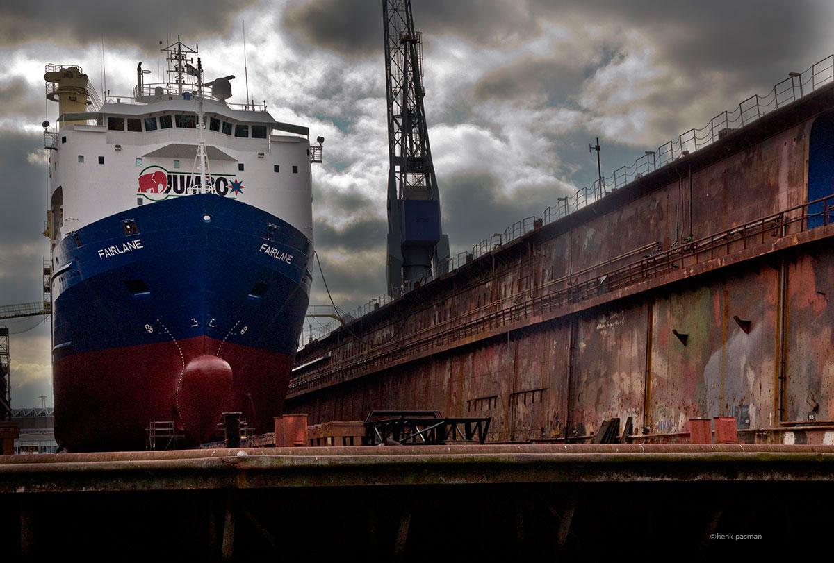 havenfotografie industrie industrieel fotograaf