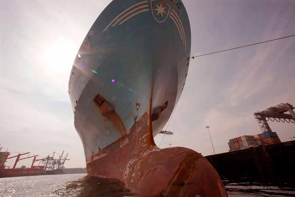 havenfotograaf industrie rotterdam