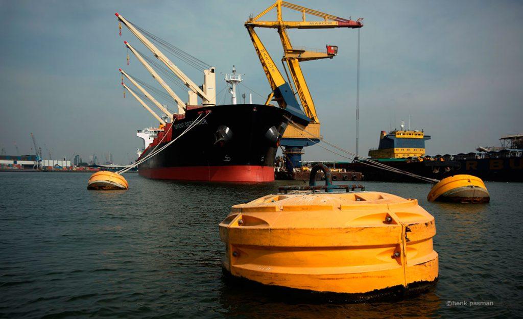 havenfotografie rotterdam