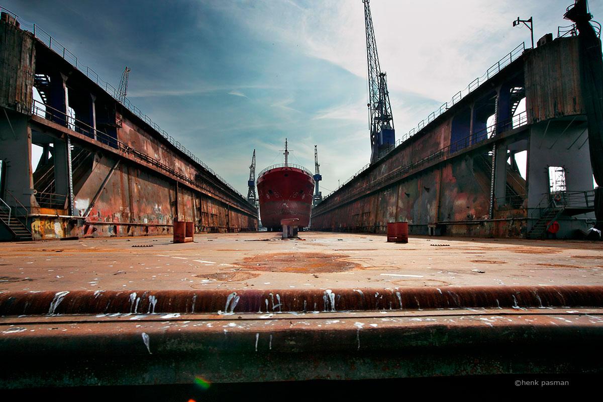 industrieel fotograaf rotterdam industrie architectuur