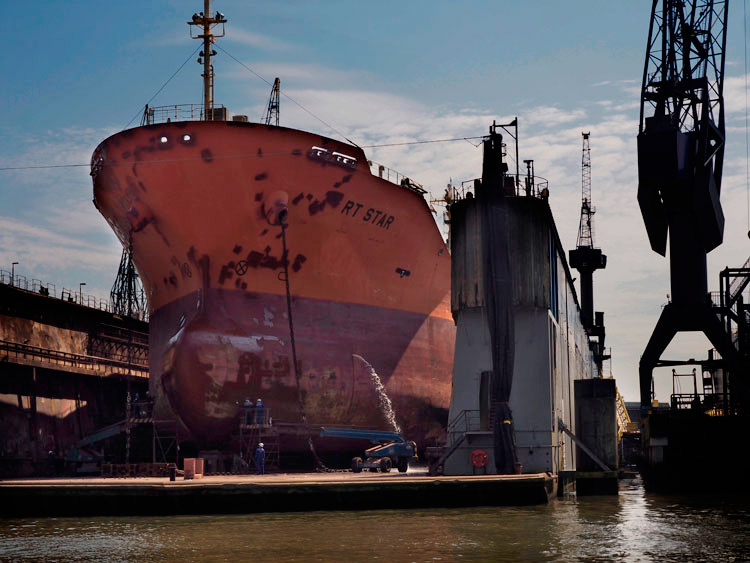 maritiem fotograaf industrieelfotograaf