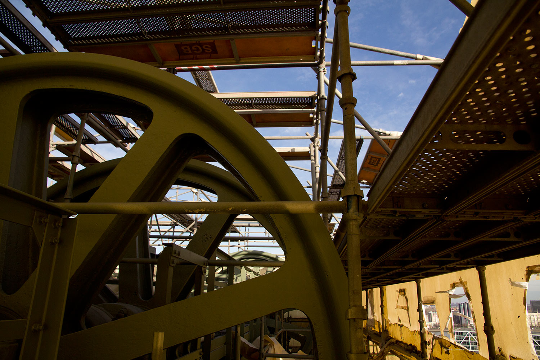 bouwprojectindustrieel fotograaf rotterdam