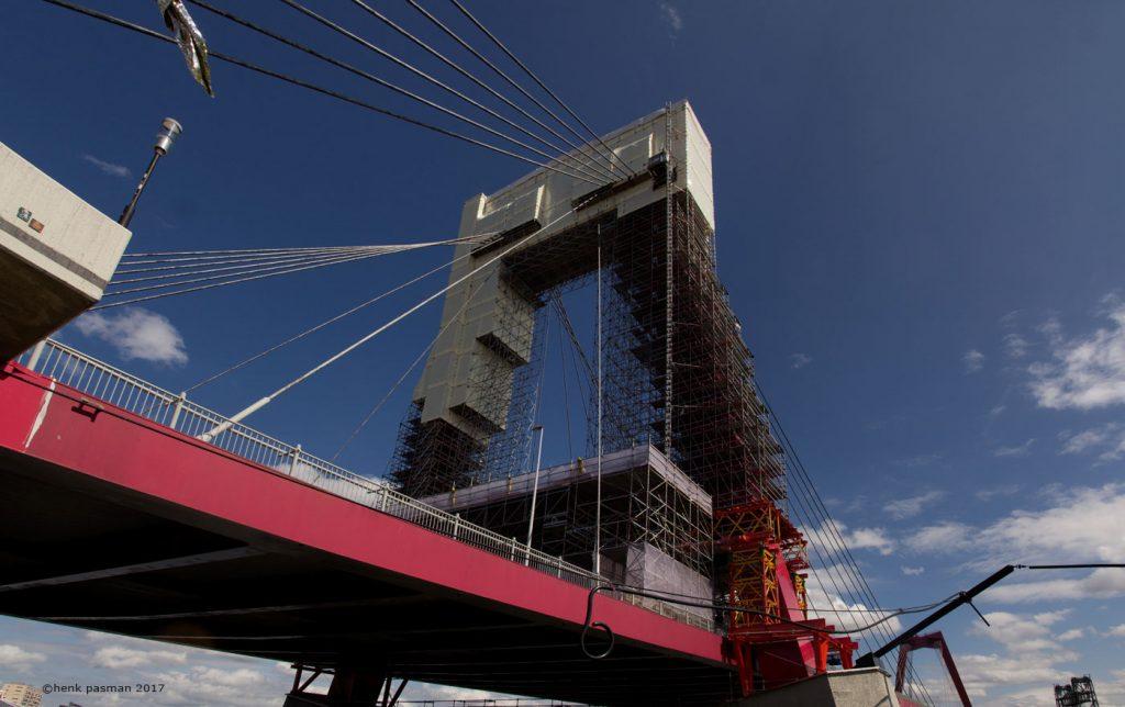 Willemsbrug renovatie Rotterdam